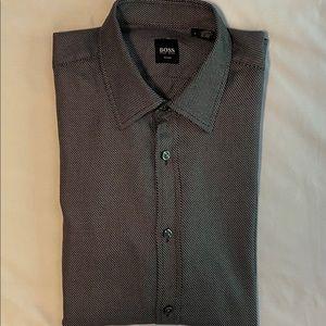 Hugo Boss Fitted Men's Shirt